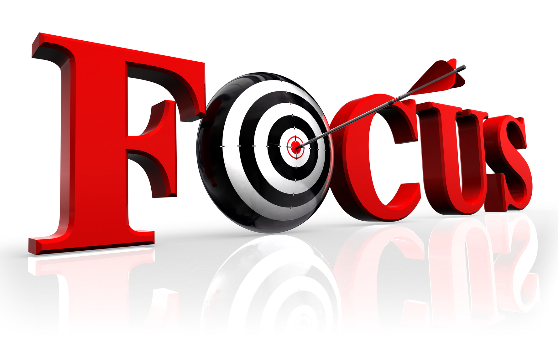 To create and maintain focus on your goals ...