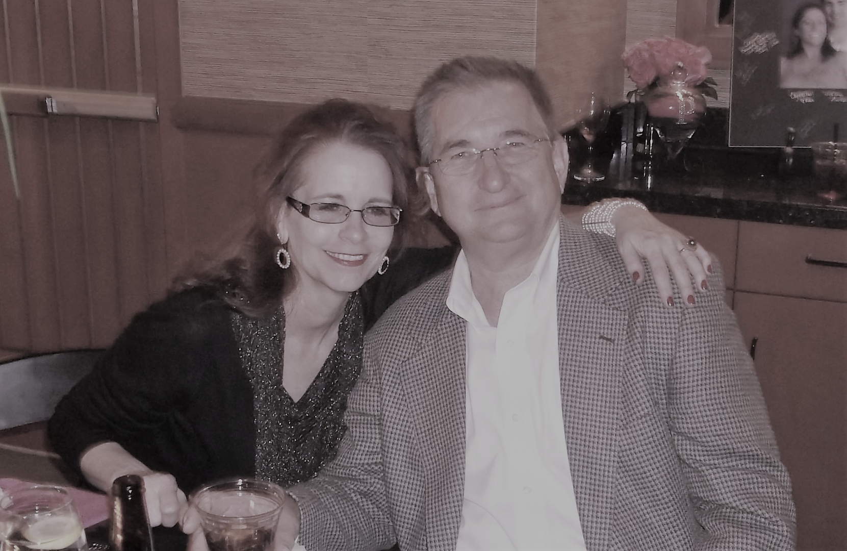 Decades as partners in business and in life - to teach you how to make your trading dreams come true!
