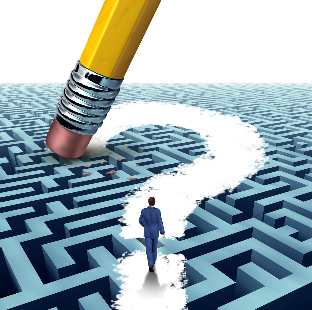 Eliminate the maze of too much information ...