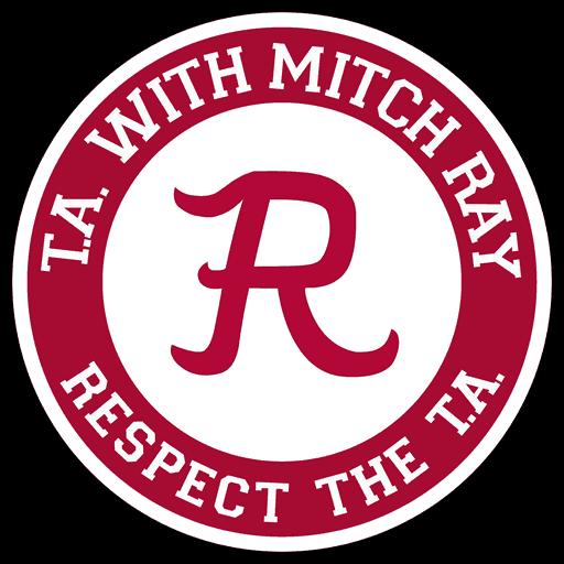 Mitch Ray - logo